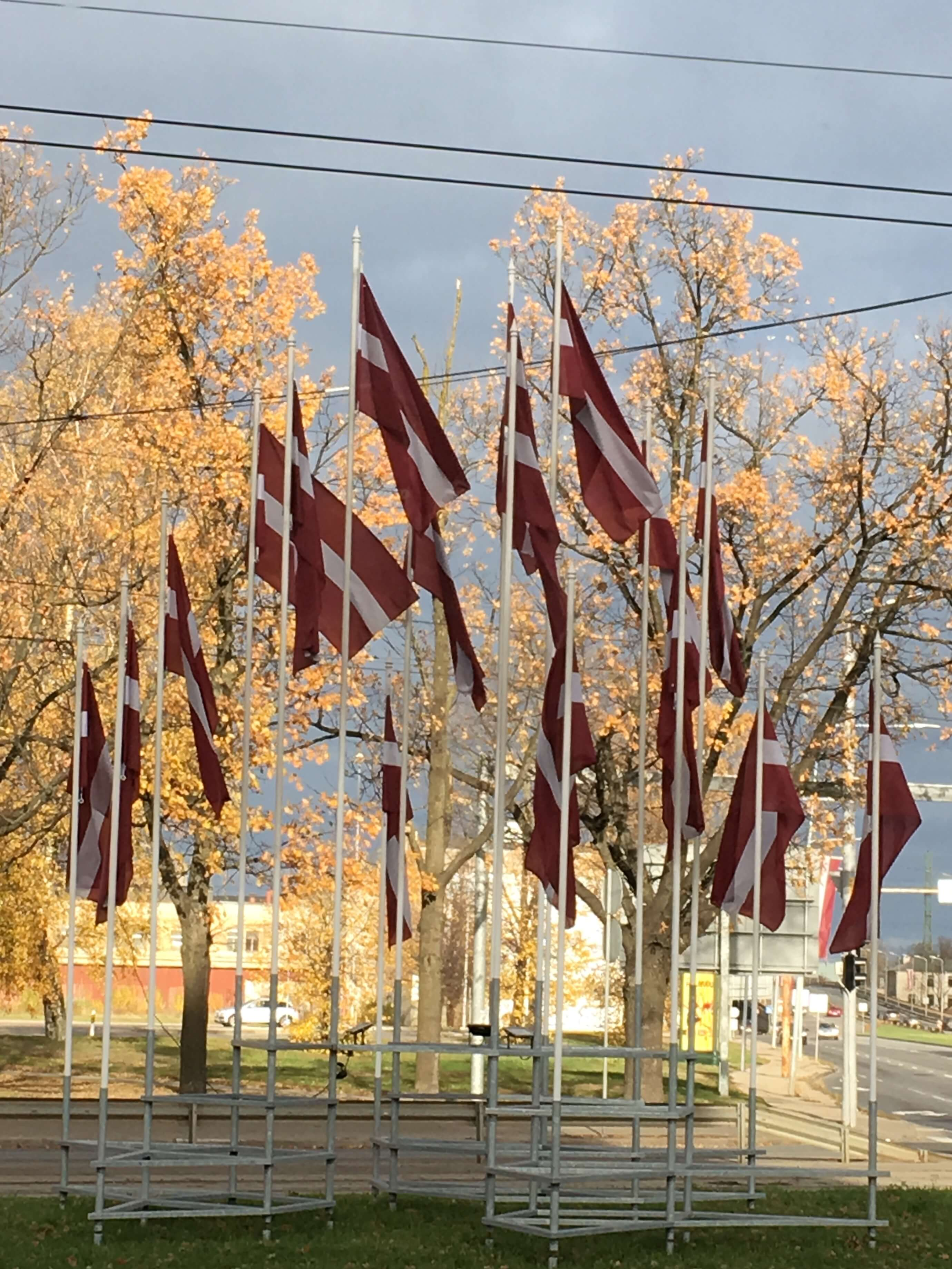 Veeda sügisvaheaeg Lätis