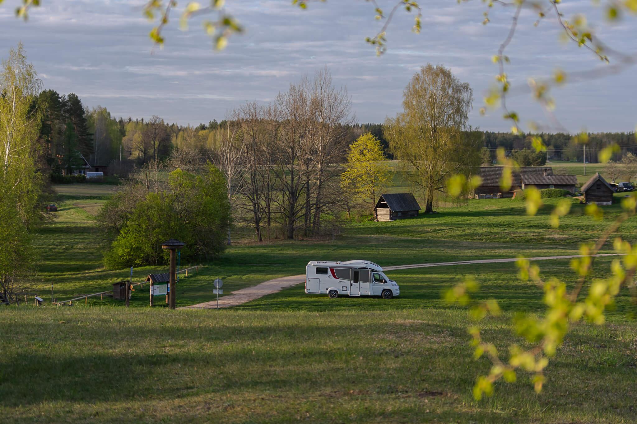 Puhka Eestis: Matkaautoga Võrumaal