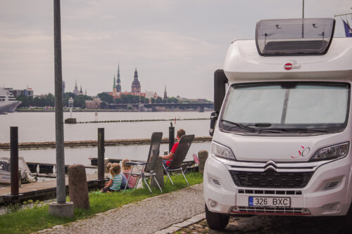 Matkaauto Läti Riia