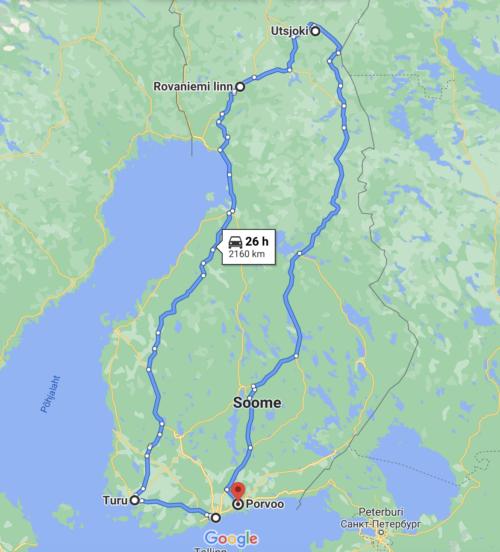 Soome-reisiplaan