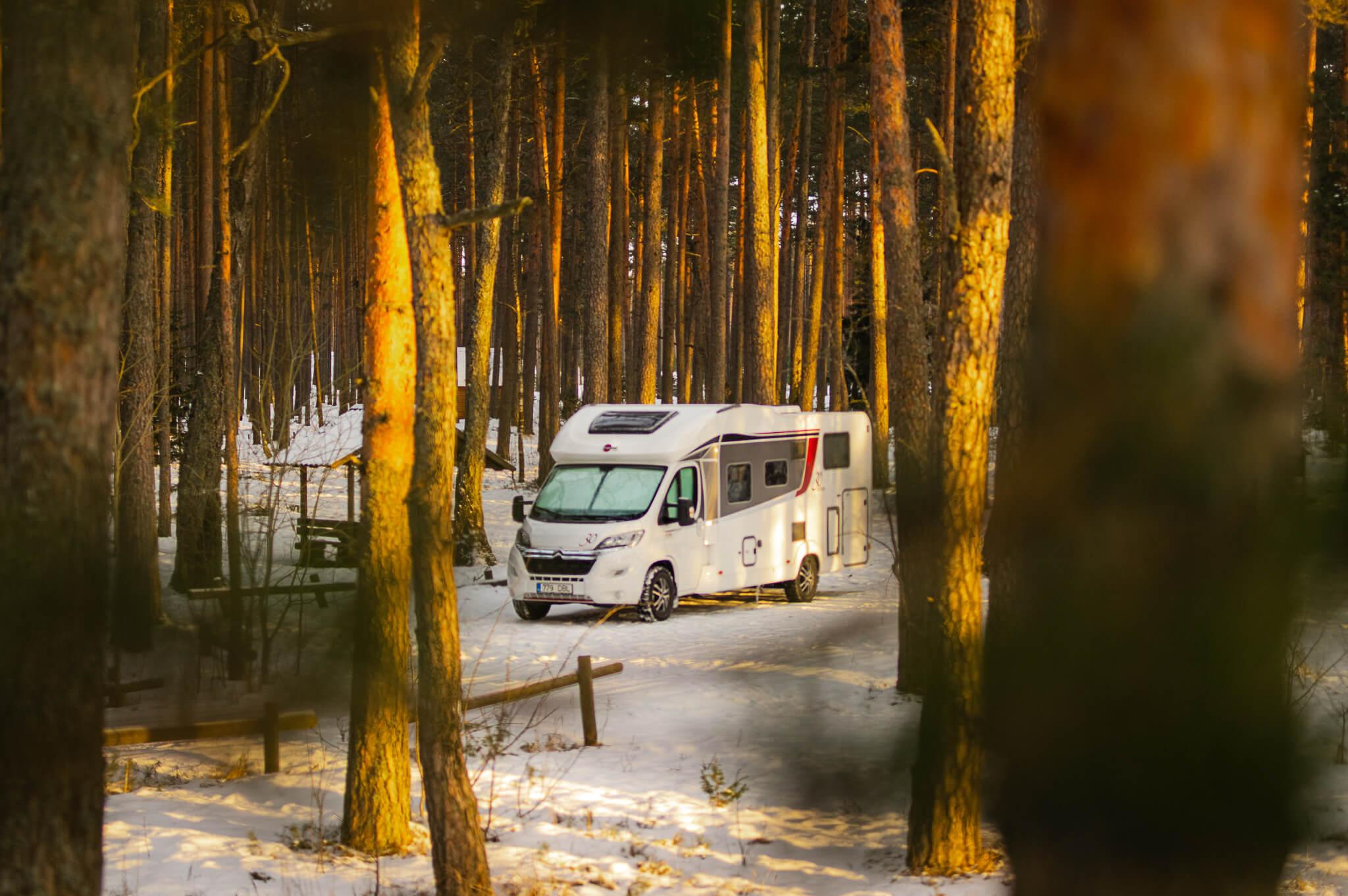 Matkaautoga Ida-Eestis